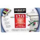 Sargent Art SAR227252 Sargent Art Colored Pencils 120 - Colors