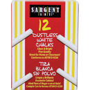 Sargent Art SAR662012 Sargent School Gr Dustless Chalk