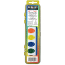 Sargent Art SAR668000 8 Semi Moist Watercolor Set