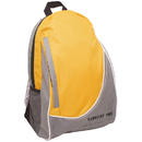 Sargent Art SAR985020 Economy Backpack 2 Tone Gold/Gray