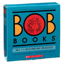 Scholastic Books (Trade) SB-0439845009 Bob Books Set 1 Beginning Readers