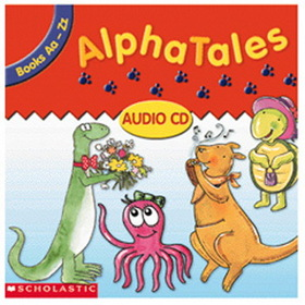Scholastic Teaching Resources SC-0439344093 Alphatales Audio Cd, Price/EA