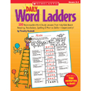 Scholastic Teaching Resources SC-0439513839 Daily Word Ladders Gr 2-3