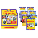 Scholastic Teaching Resources SC-0545015987 Science Vocabulary Readers Wild Weather