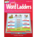 Scholastic Teaching Resources SC-537485 Daily Word Ladders Gr K-1 Interactive Whiteboard Activities