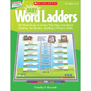 Scholastic Teaching Resources SC-537488 Daily Word Ladders Gr 4-6 Interactive Whiteboard Activities