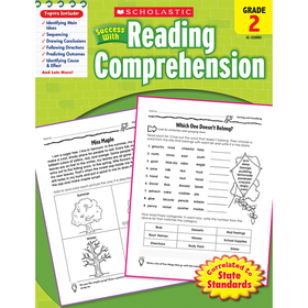 Scholastic Teaching Resources SC-9780545200837 Scholastic Success With Reading Comprehension Gr 2, Price/EA