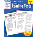 Scholastic Teaching Resources SC-9780545201032 Scholastic Success With Reading Tests Gr 3