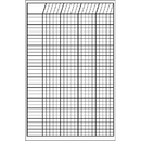 Shapes Etc. SE-3346 Incentive Chart Small White 14 X 22