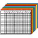 Shapes Etc. SE-367 Horizontal Chart Set