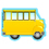 Shapes Etc. SE-727 Mini Notepads School Bus