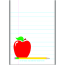 Shapes Etc. SE-787 Mini Notepads Notepaper