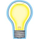 Creative Shapes Etc. SE-791 Light Bulb Mini Notepad