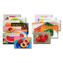 Stages Learning Materials SLM153 Fruits & Vegetables Poster Set-14