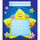 Silver Lead SLSTEPCPAD8 Incentive Chart Pad Stars W/ Faces