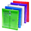 Smead Manufacturing SMD89501 Poly Color Envelopes 5Pk Assorted Colors