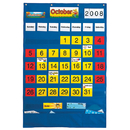 Patch Products SME746 Calendar Pocket Chart