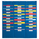 Patch Products SME747 Organization Center Pocket Chart