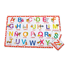 Smart Play SMP31111 Bilingual Alphabet Puzzle