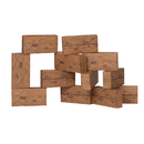 Smart Monkey SMT5016 16Pc Giant Timber Blocks