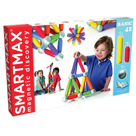 Smart Toys And Games SMX501 Smartmax 42 Piece Set, Price/EA