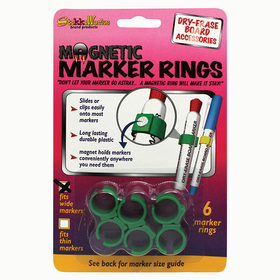The Stikkiworks STK33060 Magnetic Marker Rings For Larger Diameter Markers, Price/EA