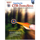 Houghton Mifflin Harcourt SV-97543 Test Success Targeting The Ctb/ Terranova Gr 6