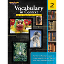 Houghton Mifflin Harcourt SV-9780547625751 Gr 2 Vocabulary In Context For The Common Core Standards