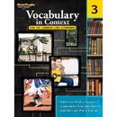 Houghton Mifflin Harcourt SV-9780547625768 Gr 3 Vocabulary In Context For The Common Core Standards