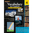 Houghton Mifflin Harcourt SV-9780547625775 Gr 4 Vocabulary In Context For The Common Core Standards