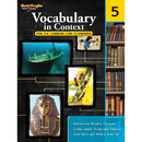 Houghton Mifflin Harcourt SV-9780547625782 Gr 5 Vocabulary In Context For The Common Core Standards