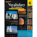 Houghton Mifflin Harcourt SV-9780547625799 Gr 6 Vocabulary In Context For The Common Core Standards