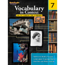Houghton Mifflin Harcourt SV-9780547625805 Gr 7 Vocabulary In Context For The Common Core Standards