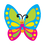 Trend Enterprises T-10078 Fancy Butterfly Classic Accents