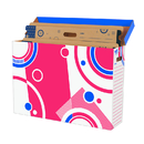 Trend Enterprises T-1020 File N Save Storage Box Bb 28X19X7 28 X 19 X 7