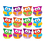 Trend Enterprises T-10617 Owl Stars Clips Accents Variety - Pack