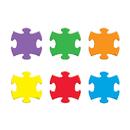 Trend Enterprises T-10805 Puzzle Pcs/Mini Variety Pk Mini Accents