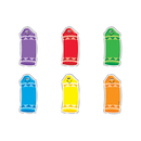 Trend Enterprises T-10811 Crayons/Mini Variety Pk Mini Accents
