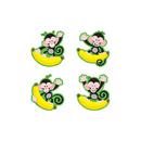 Trend Enterprises T-10818 Monkeys-Bananas/Mini Variety Pk Mini Accents