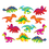 Trend Enterprises T-10865 Dino Mite Pals Mini Accents Variety - Pack