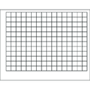 Trend Enterprises T-1092 Wipe-Off Chart Graphing Grid 1-1/2 Inch Squares 22 X 28