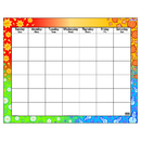 Trend Enterprises T-1170 Wipe-Off Chart Calendar 22 X 28