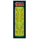 Trend Enterprises T-12713 Books Of The Bible Bookmarks