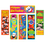 Trend Enterprises T-12909 Clever Characters Bookmarks Variety - Pack