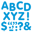 Trend Enterprises T-1787 Stick-Eze 2 In Letters & Marks Blue