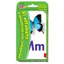 Trend Enterprises T-23023 Pocket Flash Cards Spanish Alpha