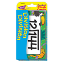 Trend Enterprises T-23036 Pocket Flash Cards Division Bilingual
