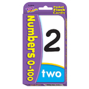 Trend Enterprises T-23040 Numbers 0-100 Pocket Flash Cards