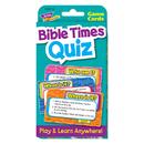 Trend Enterprises T-24703 Challenge Cardsbible Times Quiz
