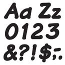 Trend Enterprises T-2703 Ready Letters 4 Inch Italic Black
